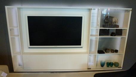 Tv m bel bookless design m bel outlet for Designer polstermobel outlet